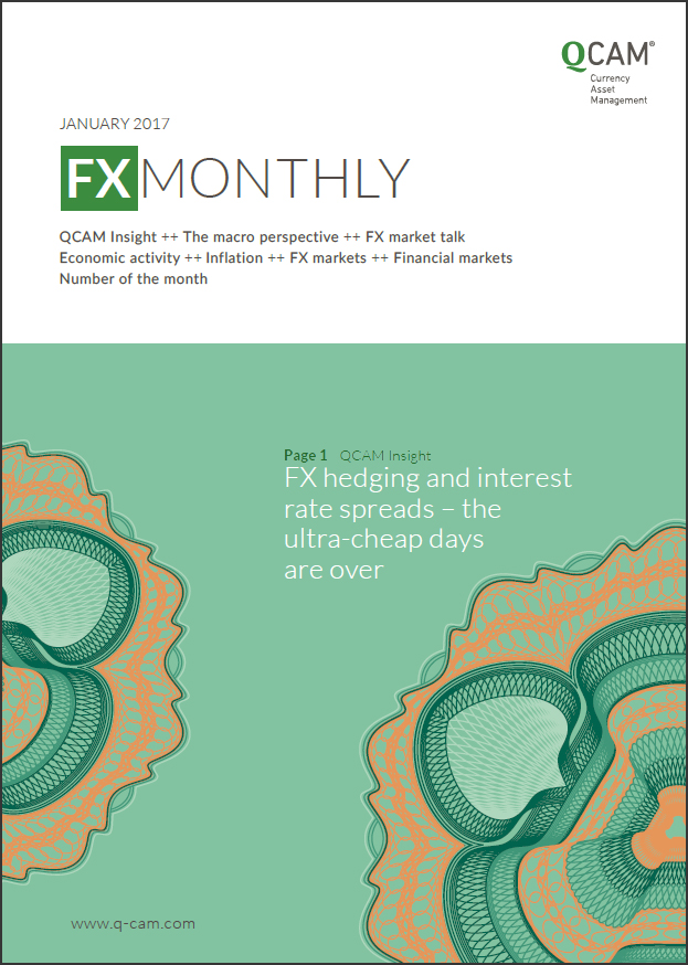 FX hedging and interest rate spreads – the ultra-cheap days are over.