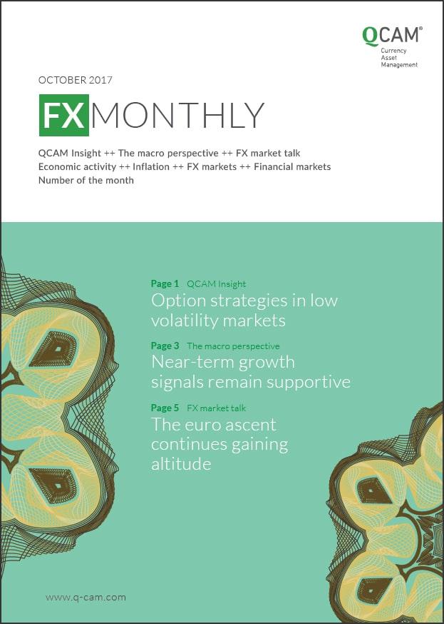 FX Monthly October 2017