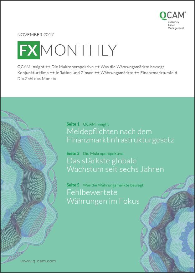 FX Monthly November 2017