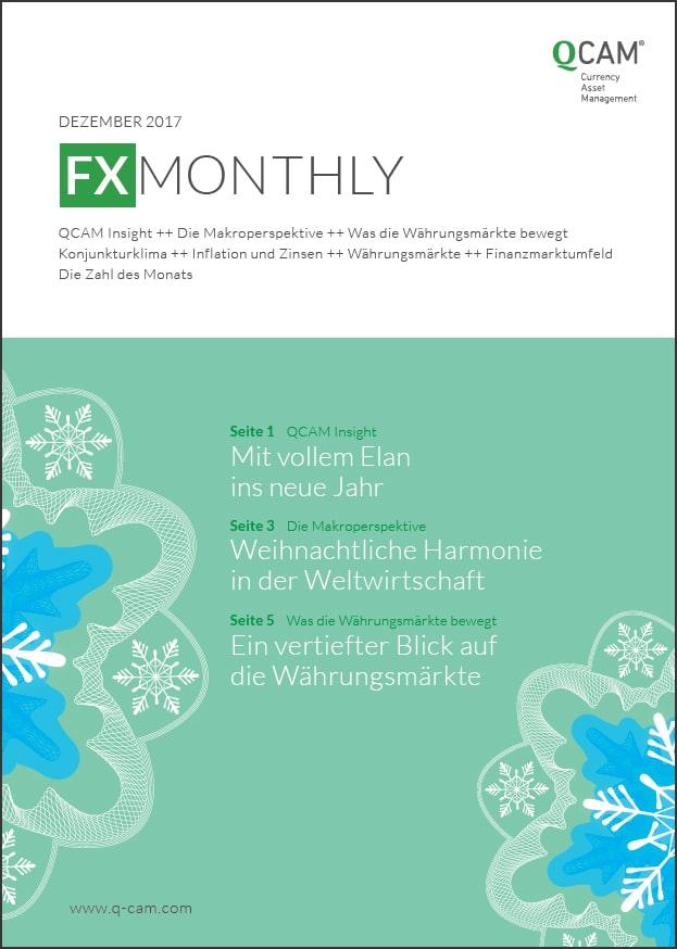 FX Monthly Dezember 2017