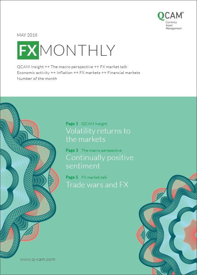 www.q-cam.com Volatility returns to the markets