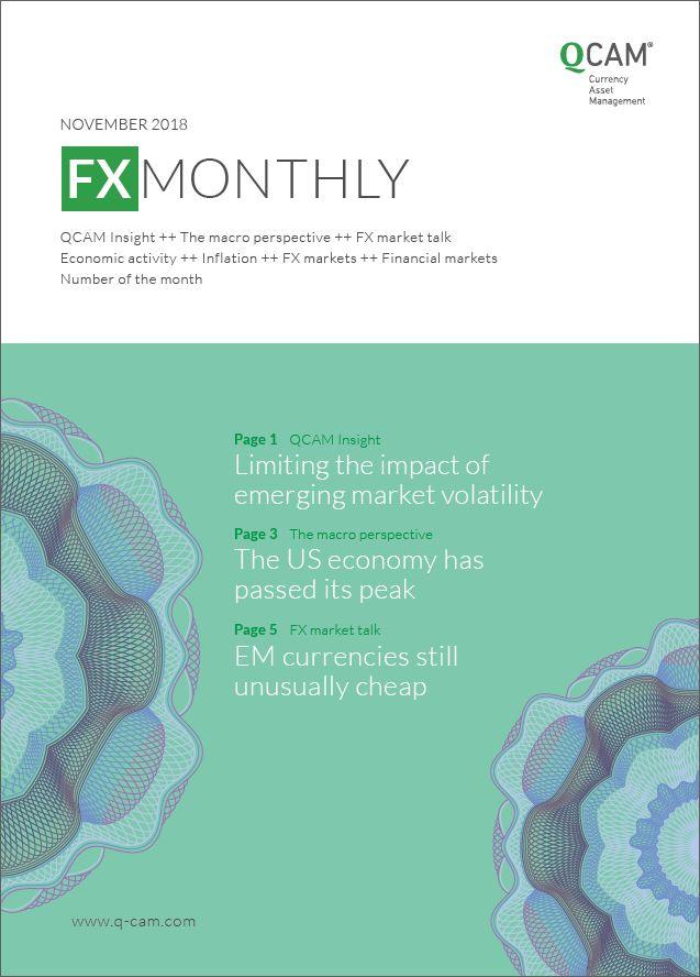 Limiting the impact of emerging market volatility