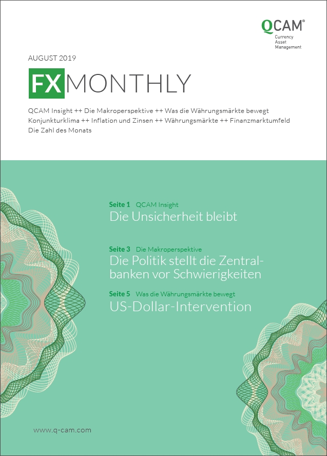 QCAM FX Monthly August 2019