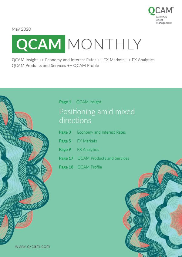 Frontpage QCAM MONTHLY May 2020